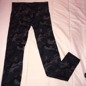 Pants - Camo print leggings